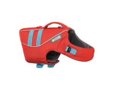 Chaleco salvavidas para perro Ruffwear Float Coat Sockeye Red talla XS