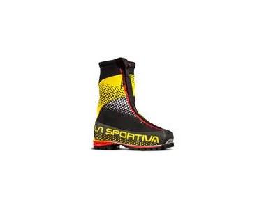 Bota de alpinismo La Sportiva G2 SM Black / Yellow