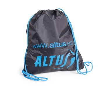 Bolsa Sport Altus Multifuncional Negro/Azul