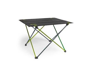 Mesa Plegable Altus Negro/Verde