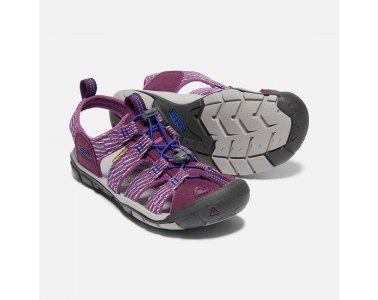 Sandalias Keen Clearwater CNX Mujer GRAPE WINE / GRAPE KISS