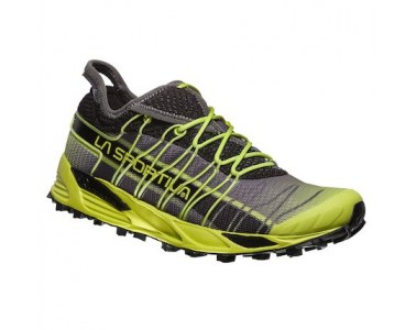 Zapatilla de Mountain Running La Sportiva Mutant Apple Green / Carbon