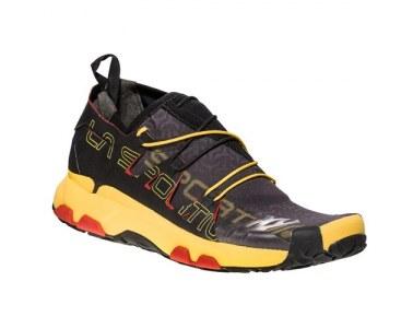 Zapatilla de running La Sportiva Unika Black / Yellow