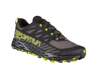 Zapatilla de trail running La Sportiva Lycan GTX Carbon / Apple Green