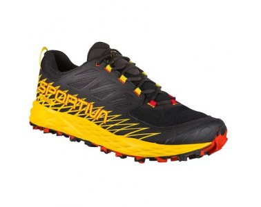 Zapatilla de trail running La Sportiva Lycan GTX Black / Yellow
