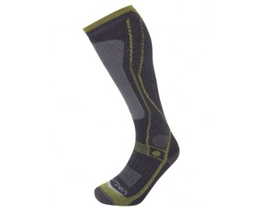 Calcetines Lorpen Heavy Trekker Over Calf charcoal talla L