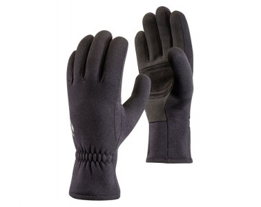 Guantes Black Diamond MIDWEIGHT SCREENTAP Black Talla M