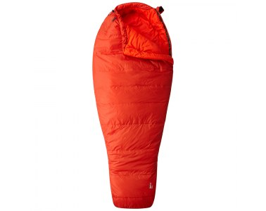 Saco sintético Mountain Hardwear Lamina Z 1ºc Flame Derecha Regular
