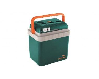 Nevera portatil Easy Camp Chilly 12V  Coolbox 24 L Verde