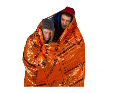 Manta Lifesystems Heatshield Blanked- Double