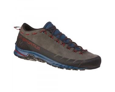 Zapatilla de montaña La Sportiva TX 2 Leather Carbon / Opal