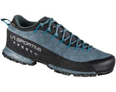 Zapatilla de montaña La Sportiva TX 4 GTX Slate / Tropic Blue