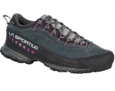 Zapatilla de mujer La Sportiva TX 4 GTX Carbon / Purple