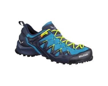 Zapatillas de montaña Salewa Wildfire edge blue