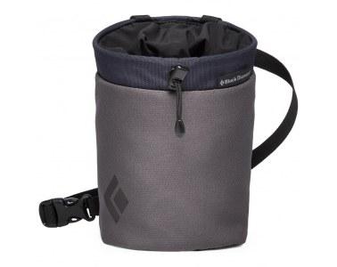 Bolsa de magnesio Black Diamond Repo Chalk Bag Dark Grey M