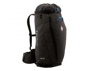 Mochila Black Diamond Creek 35 Black M/L