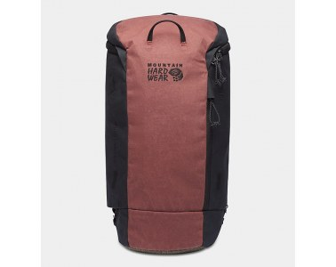 Mochila de escalada Mountain Hardwear Multi-pitch 20 Red Rocks/ Black