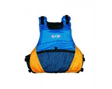 Chaleco Kayaks RTM Rotomod Easy color naranja azul TALLA XS
