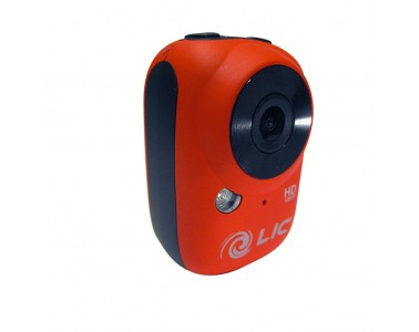 Cámara Liquid Image EGO Series Wifi 12MPX Rojo