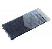Saco dormir camping Space II titan black