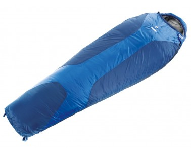 Saco dormir Deuter Orbit +5C cobalt steel