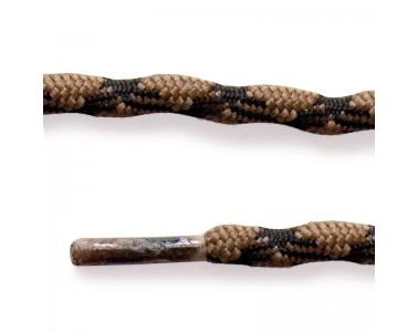 Par de cordones Altus antideslizantes 150cm marron