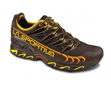 Zapatilla de running La Sportiva Ultra Raptor Black / Yellow