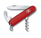 Navaja multiusos Waiter 84 mm rojo