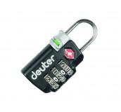 Candado de seguridad TSA Lock black