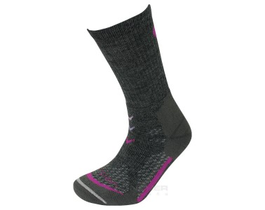 Calcetines Lorpen Midweight Hiker Women's charcoal talla M