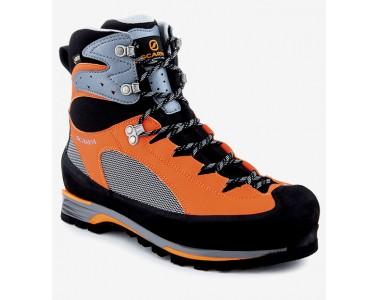 Bota de alta montaña Scarpa Charmoz Pro GTX Hombre Gray-Orange