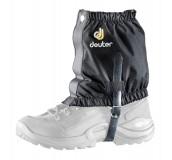 Polaina corta Boulder gaiter Short black