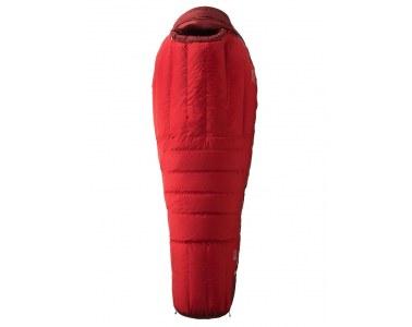Saco dormir Marmot CWM Membrain - 40 rojo cremallera izquierda
