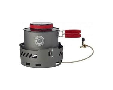 Hornillo Primus Power Stove Set con piezo y cazo 1,8L