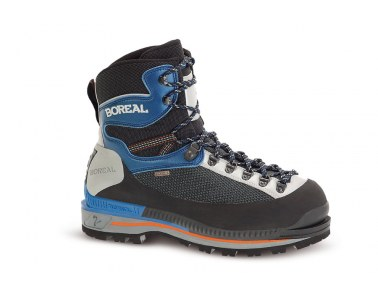 Botas Mountaineering Boreal Arwa Bi-Flex Negro Azul