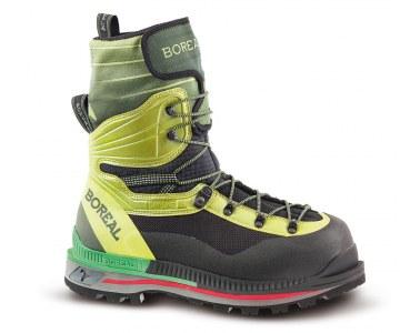 Botas Expedition Boreal G1 Lite Negro Verde