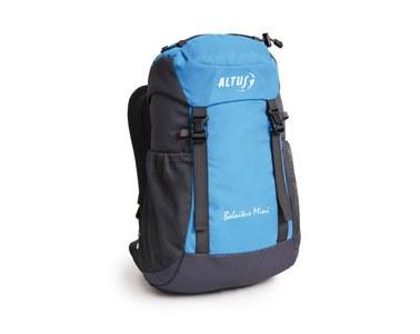 Mochila de treking Altus Balaitus Mini negro azul