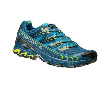 Zapatilla de running La Sportiva Ultra Raptor Blue / Sulphur