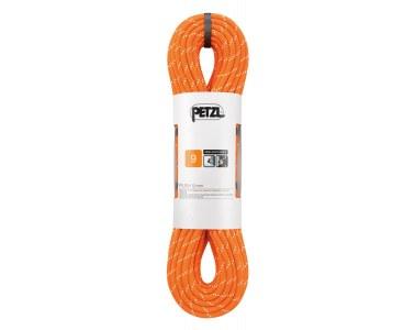 Cuerda Petzl Push 9 mm 60 m naranja